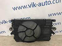 Кассета радиаторов VW Volkswagen T5 T6 2.5TDI 2016г.