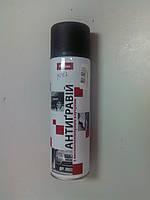 ГРАВИТЕКС -аэрозоль черный Piton  500 мл.