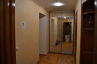 Шафи-купе 2-х дверні з декором