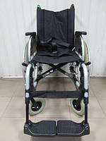 Компактная инвалидная коляска ширина сидения 40 см в хорошем состоянии Otto Bock б/у Германия