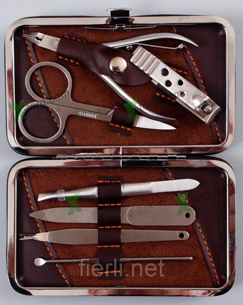 Маникюрный набор 7 предметов №1405