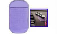 Нано-коврик антискользящий в авто NANO, Pad Anti-Slip purple (фиолетовый)
