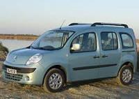Амортизатор газовый KYB передний Renault Kangoo 2008-