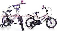 Детский двухколесный велосипед фибер fiber 20 дюймов