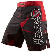 Шорты MMA Hayabusa Metaru red