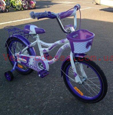 Детский двухколесный велосипед кидди Kiddy Кроссер 20 дюймов 2019