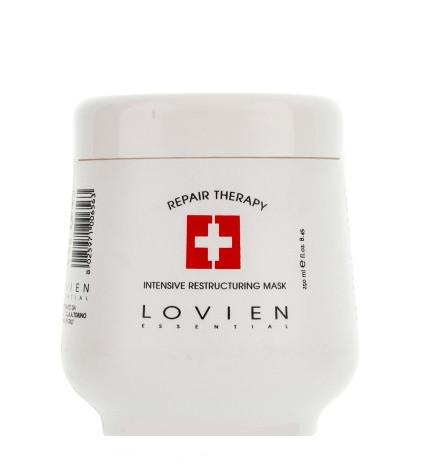 LOVIEN Essential Маска для восстановления сухих и поврежденных волос REPAIR THERAPY 1000 мл