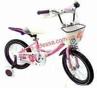 Детский двухколесный велосипед Ангел Angel 20 дюймов