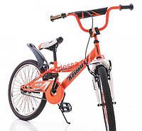 Детский двухколесный велосипед кроссер Crosser 20дюймов