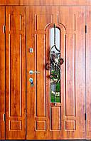 Входная дверь модель Т1-3 217 vinorit-90 КОВКА