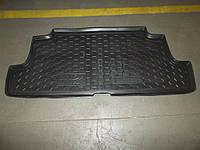 Коврик в багажник LADA Niva (Тайга) (AVTO-GUMM) пластик+резина