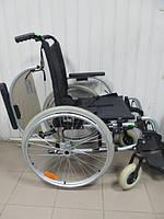 Кресло коляска для взрослых Otto Bock б/у Германия   ширина сиденья  45 см