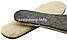 Стельки для обуви Овчина на фетре 46 размер, фото 5