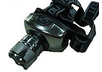 Налобный светодиодный фонарь Cree ZOOM XG-8102