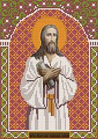 Набор для вышивания бисером Св. Прп. Алексий Человек Божий С 9149