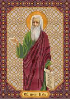Набор для вышивания бисером Св. Прор. Илья (Илия) С 9183