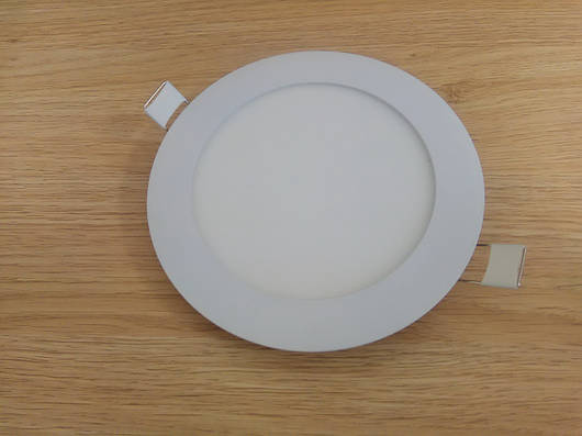Светильник врезной LED  Downlight  9W  6400K  диаметр 148*19 мм  круглый  алюминиевый корпус