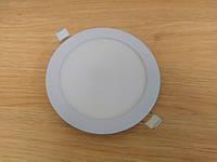 Светильник врезной LED  Downlight  12W 6400K  диаметр 170 мм  круглый  алюминиевый корпус