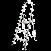 Стремянка алюминиевая бытовая 0,56м Elkop (ALW 403)