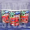 Одноразовые детские стаканы Тачки, 10 шт
