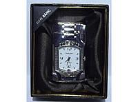 Подарочная зажигалка - часы HAO BANG