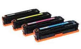 Заправка картриджа CB540A для принтера HP CLJ CP1210/ 1215/ 1510/ 1515/ 1518/ 1525/ CM1312.