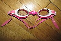 Очки для плавания BARBIE, детские, подростковые, в хорошем сост.