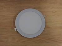 Светильник врезной LED  Downlight  24W  6400K  диаметр 300 мм круглый алюминиевый корпус