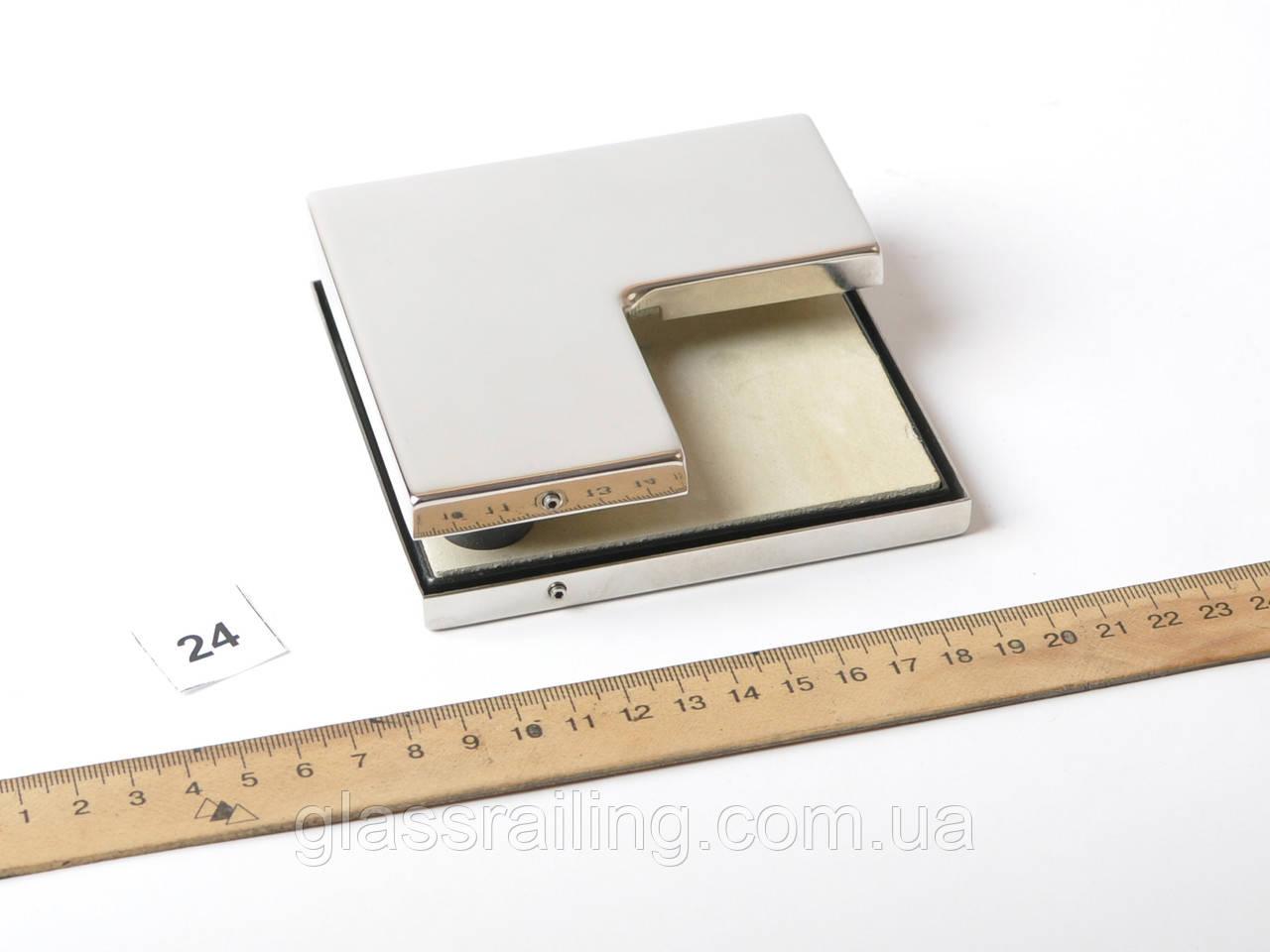 Фиттинг угловой без оси с огранчением открывания, фото 1