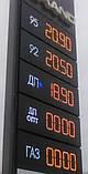 """Комплект электронных  информационных табло для автозаправок """"PS2-320S"""" (высота символа 320 мм), фото 4"""