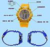 Часы наручные спортивные мужские N-Time white, фото 4