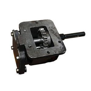 Коробка отбора мощности ММЗ 555, КОМ на самосвал