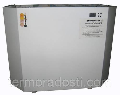 Cтабилизатор напряжения Norma 3500ВА Укртехнология (для квартиры)