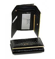 Кошелек Rose Series-4 кожа dr.Bond  WS-11  black  Кожаные кошельки