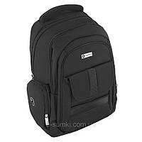 """Рюкзак деловой с отделением для ноутбука 17"""", фото 1"""
