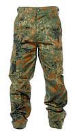 Брюки ( штаны ) камуфлированные флектарн Германия