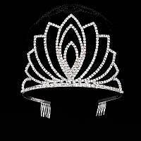 Корона, диадема для конкурса, высота 10 см.