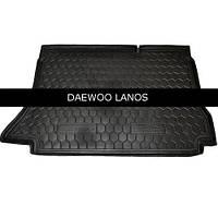 Коврик в багажник Avto Gumm для Daewoo Lanos хетчбэк