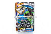 Машинка-внедорожник «Hot wheels» - Мутант серия «Monster Jam» CFY42