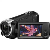 Цифр. видеокамера HDV Flash Sony Handycam HDR-CX405 Black