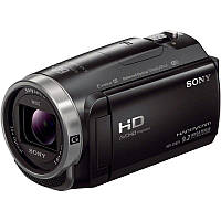 Цифр. видеокамера HDV Flash Sony Handycam HDR-CX625 Black