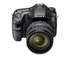 Цифр. фотокамера зеркальная Sony Alpha 77M2 kit 16-50 f/2.8 black