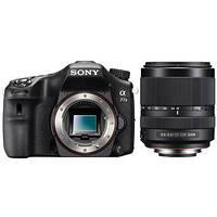 Цифр. фотокамера зеркальная Sony Alpha 77M2 kit 18-135 black