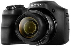 Цифр. фотокамера Sony Cyber-Shot H300 Black