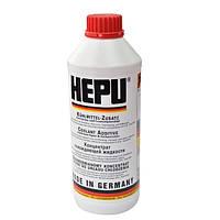 Антифриз концентрат HEPU 1.5L красный -80°C