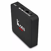 KM8 Pro, Smart, TV Box, Amlogic S912, 8 Ядер, 2 Г, 8 Г, Bluetooth 4.0, Dual Band WiFi 2.4 Г + 5 Г , Android 6
