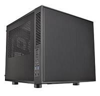 Корпус Thermaltake Suppressor F1,без БП,2xUSB3.0, черный,mini-ITX
