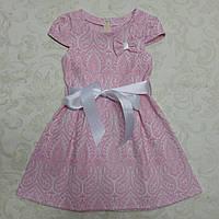 Нарядное платье для девочки 110-128