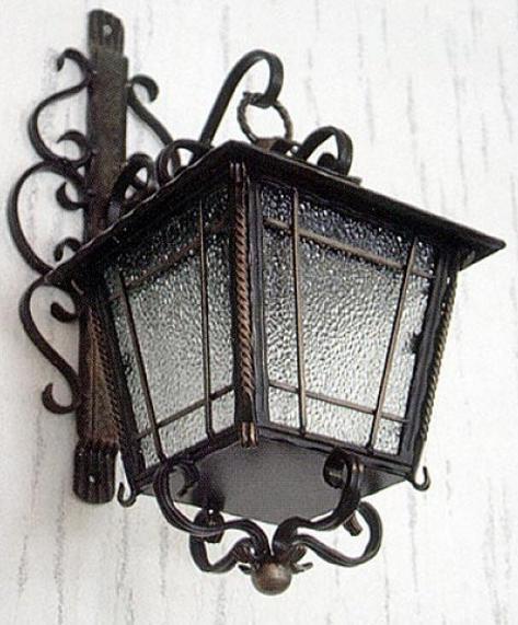 Ковані світильники, ліхтарі