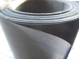 Сітка ткана з нержавіючої дроту. Осередок: 0,4 мм, Дріт: 0,2 мм, Ширина 1м.